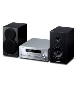 Micro sistem stereo Yamaha MCR-N470 Silver Black