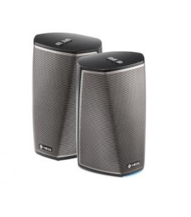Pachet Stereo cu Boxe wireless Denon Heos 1 Black, Wi-fi, Multiroom