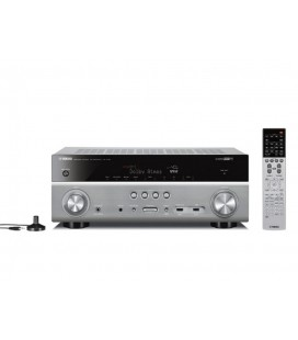 Receiver AV 7.2 Yamaha RX-V781 Titan, MusicCast Wi-Fi, Airplay, Bluetooth, 4K Ultra HD, HDCP 2.2