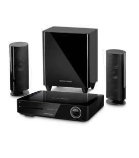 Sistem Home Cinema 2.1 Harman Kardon BDS 485, 4K 3D Blu-ray Disc, Wi-Fi, Bluetooth®