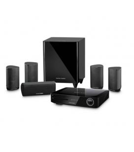 Sistem Home Cinema 5.1 Harman Kardon BDS 685S, 4K 3D Blu-ray Disc, Wi-Fi, Bluetooth®