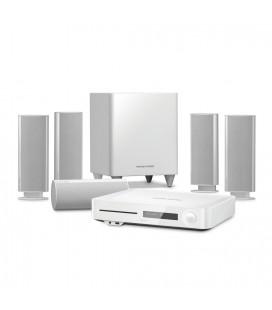 Sistem Home Cinema 5.1 Harman Kardon BDS 785S, 4K 3D Blu-ray Disc, Wi-Fi, Bluetooth®