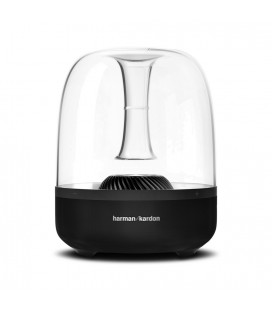 Boxa wireless Harman Kardon Aura Plus Black, Airplay, Bluetooth