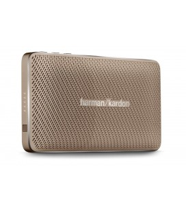 Boxe wireless Harman Kardon Esquire Mini Brown, cu bluetooth