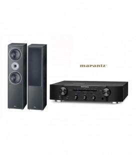 Amplificator Stereo Marantz PM6006 cu Boxe Magnat Supreme 802