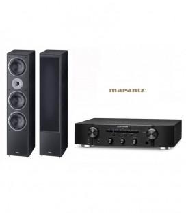 Amplificator Stereo Marantz PM6006 cu Boxe Magnat Supreme 1002