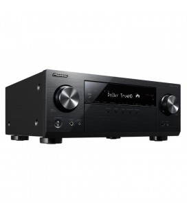 Receiver av surround 5.2 Pioneer VSX-831-K, UHD 4K, Ultra HD (4K/60p/4:4:4), HDCP 2.2, HDR si BT.2020