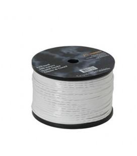 Cablu boxe Hi-Fi Proson CRYSTAL White SMOKE 1.5mm - metru