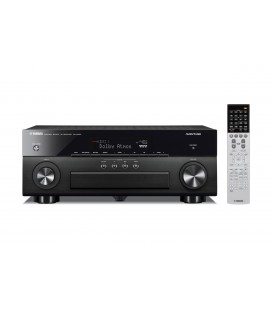 Receiver multicanal AV Yamaha RX-A860 Black, 7.2 canale, UHD 4K, Dolby Atmos® and DTS-X™, ESS DAC