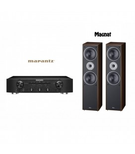 Amplificator stereo Marantz PM5005 Black cu Boxe Magnat Supreme 802