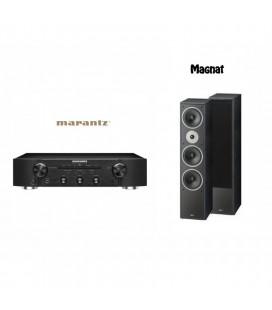 Amplificator stereo Marantz PM5005 Black cu Boxe Magnat Supreme 1002