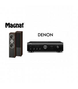 Amplificator Denon PMA-720AE cu Boxe Magnat Supreme 802