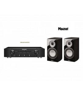 Amplificator stereo Marantz PM5005 Black cu Boxe Magnat Quantum 673