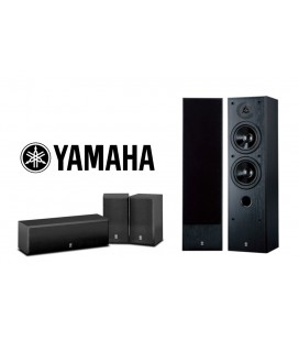 Set Boxe 5.0 Yamaha NS-F51 cu NS-P60 surround