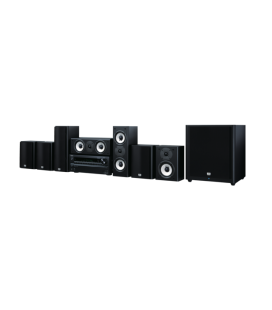 Sistem Home Cinema 7.1 Onkyo HT-S9700THX, THX® Certified, Dolby Atmos®, DTS-X, AirPlay®, Google Cast™, Bluetooth®, HDCP 2.2