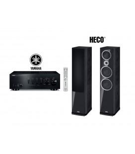 Amplificator stereo hi-fi Yamaha A-S801 Black