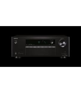 Receiver multicanal AV Onkyo TX-SR252 Black 5.1 surround, 4K UltraHD, HDCP 2.2, DTS-HD, USB