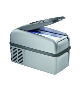 Frigider auto cu compresor Waeco CoolFreeze CF-16, afisaj digital, 15 litri, alimentare 12V/ 24V - 100/230V DC