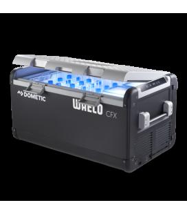 Frigider auto cu compresor Waeco CoolFreeze CFX-100, 88 litri, afisaj digital, 12/24V, 100/240V AC