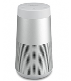 Boxa wireless portabila cu Bluetooth Bose Soundlink Revolve Lux Grey, True 360° sound