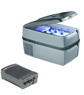 Frigider auto cu compresor Waeco CoolFreeze CDF-36(new model), 31 litri si adaptor 220V