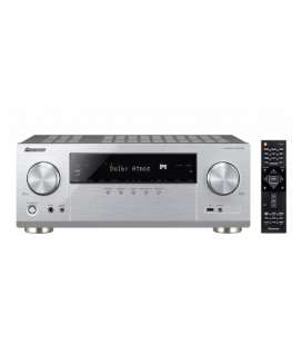 Receiver 7.2 Pioneer VSX-932-S, Dolby Atmos, MCACCPRO, 4K UHD, Hi-Res Audio, Google ChromeCast, DTS Play-Fi
