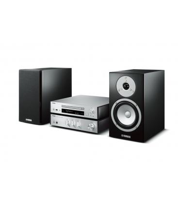 Micro sistem stereo Yamaha MCR-N670 Black, USB, Wi-Fi, MusicCast, AirPlay® and Bluetooth®.
