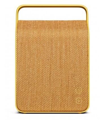 Boxa Wirless Portabila Vifa Oslo Sand Yellow, conectivitate Bluetooth 4.0 aptX