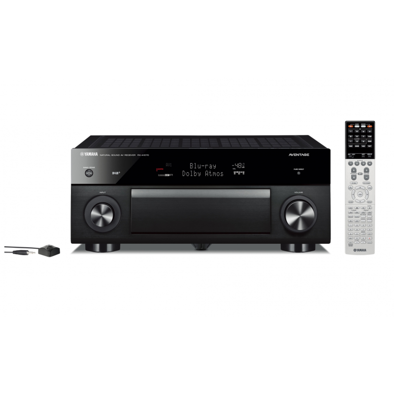 receiver multicanal av yamaha rx a1070 titan 7 2 canale. Black Bedroom Furniture Sets. Home Design Ideas
