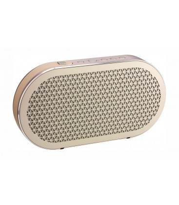 Boxa Wirless Portabila Dali Katch Cloud Grey, conectivitate Bluetooth® 4.0 aptX