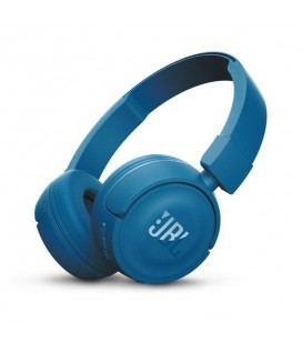 Casti wireless cu Bluetooth® 4.0 JBL T450BT Blue
