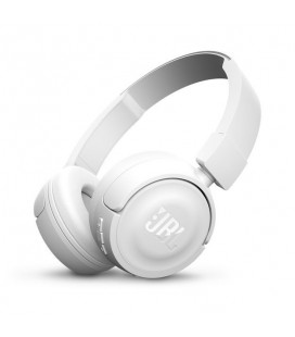Casti wireless cu Bluetooth® 4.0 JBL T450BT White