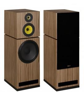 Boxe de Podea Davis Acoustics Renoir Walnut - pereche