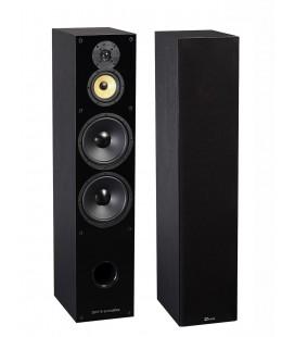 Boxe de Podea Davis Acoustics Balthus 90 Black Ash - pereche