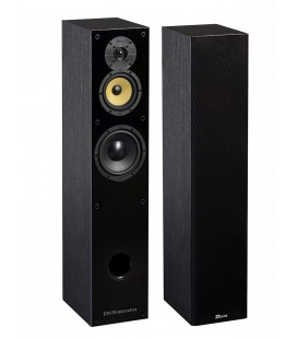Boxe de Podea Davis Acoustics Balthus 50 Black Ash - pereche