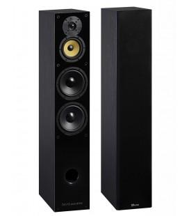 Boxe de Podea Davis Acoustics Balthus 70 Black Ash - pereche