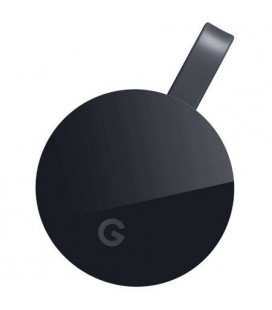 HD Media Player Google Chromecast Ultra HD 4k Black