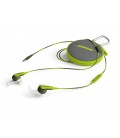 Casti in ear Bose SoundSport GREEN compatibil iPhone iOS