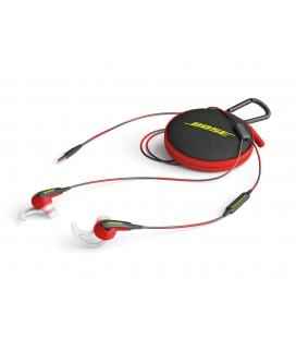 Casti in ear Bose SoundSport Red compatibil iPhone iOS