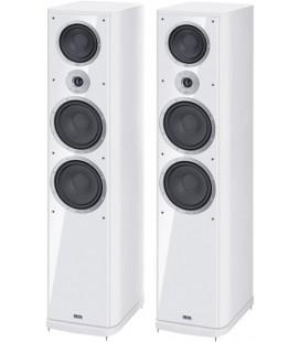 Boxe Heco Music Style 1000 White, boxe de podea - pereche