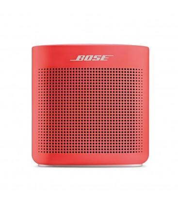 Boxa Wireless portabila cu Bluetooth Bose SoundLink Color II Coral Red