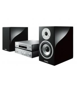 Micro sistem stereo Yamaha MCR-N870 Silver, MusicCast®, Bluetooth®, Airplay, vTuner®, Deezer®, Tidal®, Spotify®