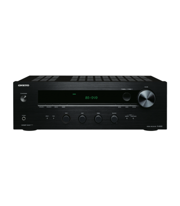 Receiver stereo Hi-Fi TX-8020 Black, Discrete Amplifier Design
