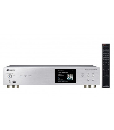 Network audio player Pioneer N-50AE-K, dual-band WiFi, Airplay, Hi-Res Audio, Internet Radio and USB digital input