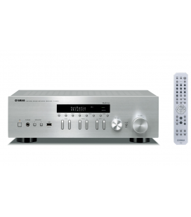 Receiver Stereo Yamaha R-N402D Silver Bluetooth®, USB, Airplay, DLNA