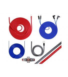 Kit de cabluri pentru instalare Subwoofer sau amplificator auto AIV 350941 , 20mm²