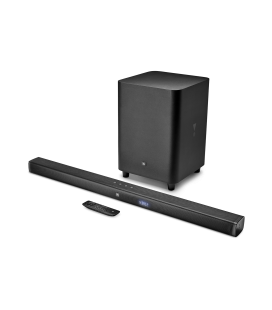 Soundbar JBL BAR 3.1, Dolby® Digital, JBL Surround Sound, Wireless Subwoofer, Bluetooth®