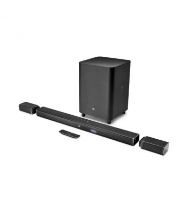 Soundbar JBL BAR 5.1, Dolby® Digital, JBL Surround Sound, Wireless Subwoofer, Bluetooth®