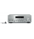 Receiver Stereo Yamaha R-N803 Black, Wi-Fi, Bluetooth, Airplay, MusicCast, DAB, DAB+ Tuner, YPAO™
