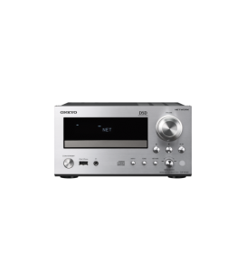 Network CD Receiver Stereo Onkyo CR-N765 Silver